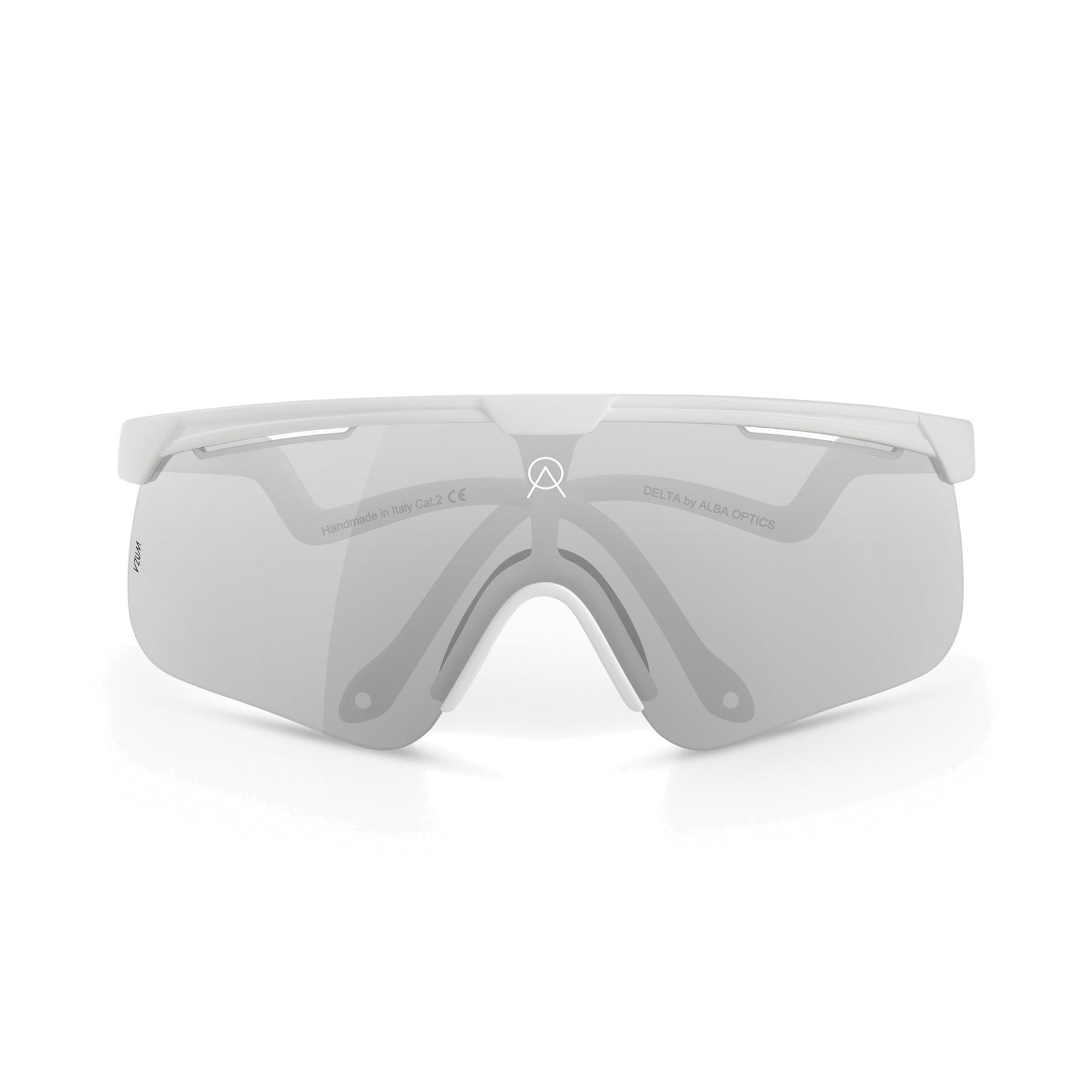 ALBA Delta White / VZUM MR ALU Glasses