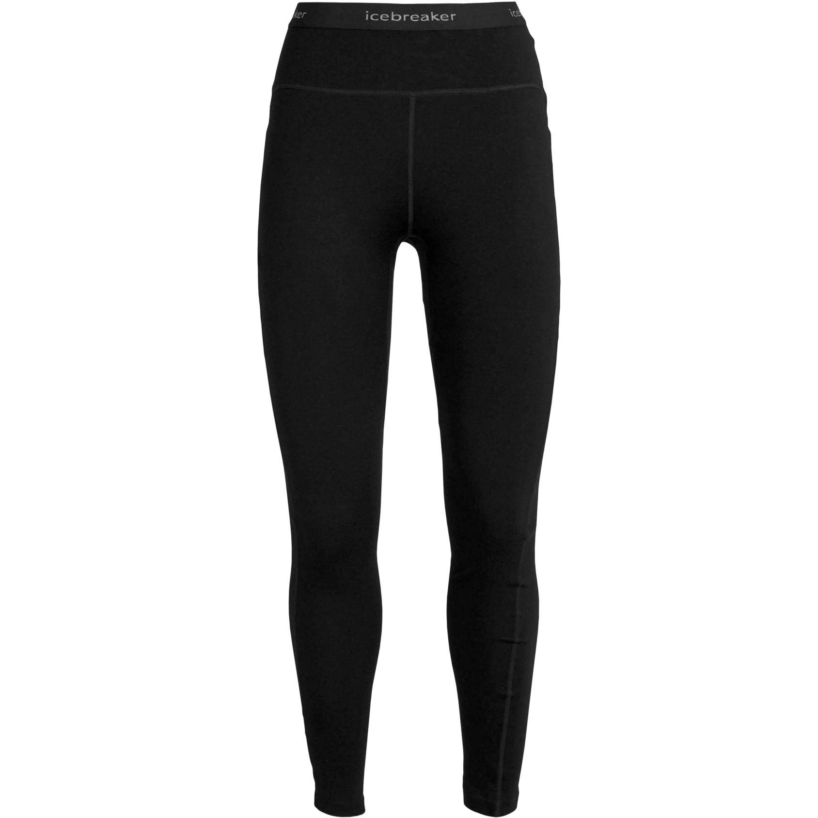 Icebreaker Merino Damen Leggings - Black