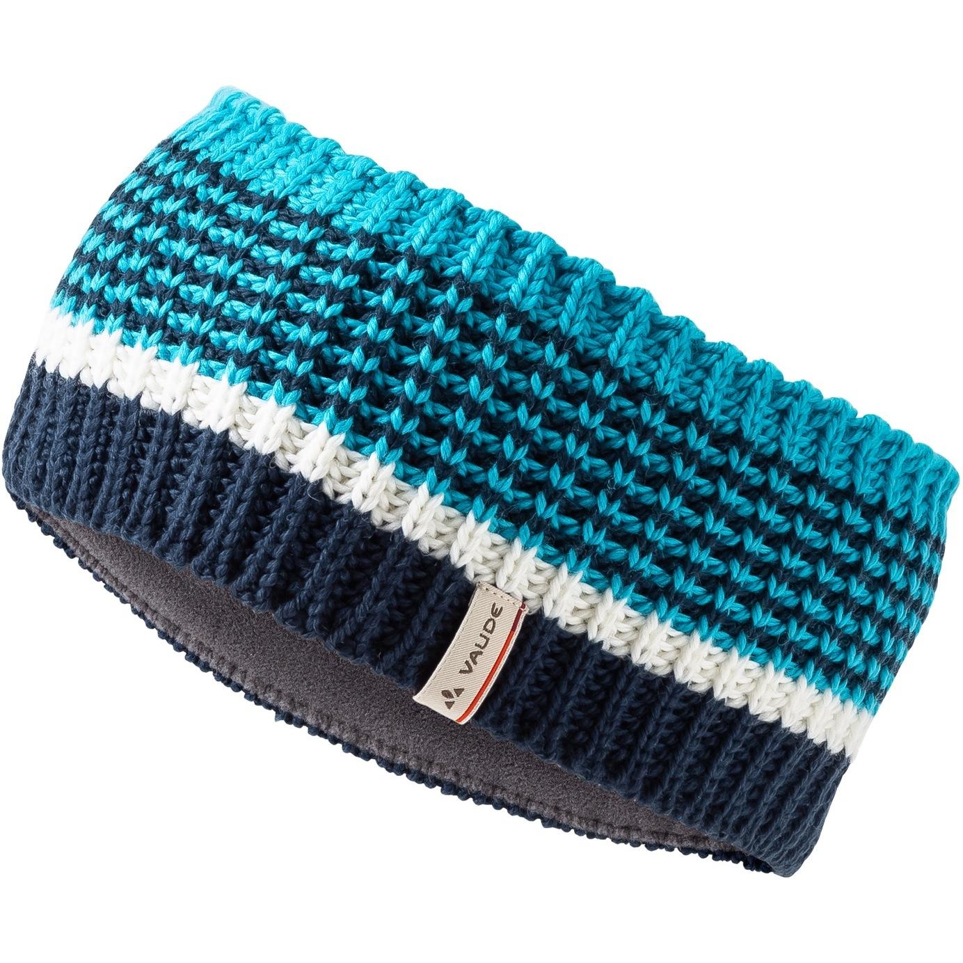 Vaude Melbu IV Stirnband - arctic blue