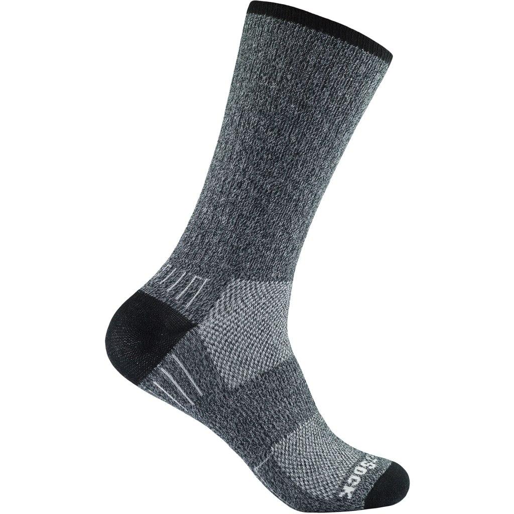 WRIGHTSOCK Adventure Crew Double Layer Socks - black - 656-03