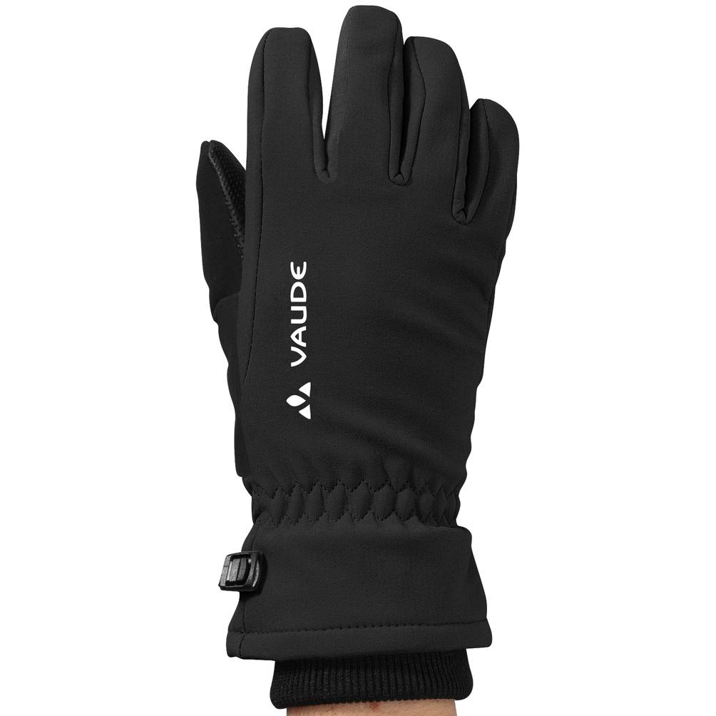 Picture of Vaude Kids Rondane Gloves - black