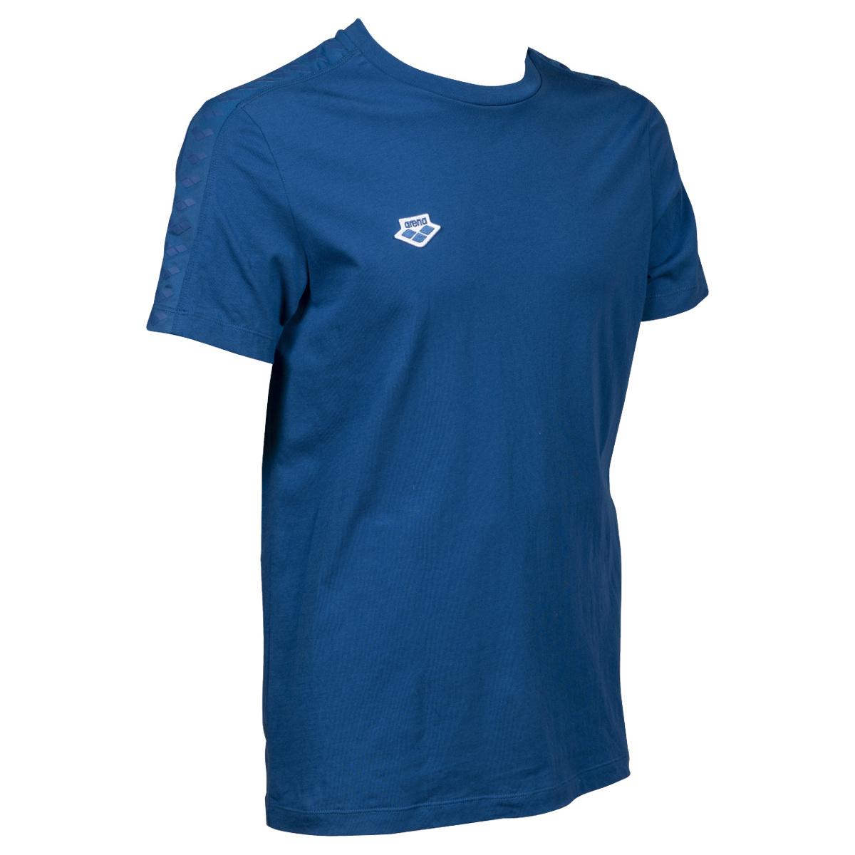 arena Team T-Shirt - triple denim