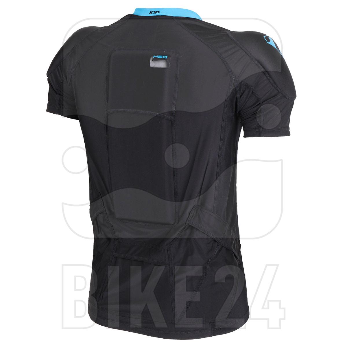 Imagen de 7 Protection 7iDP Flex Body Suit Protector T-Shirt - black-blue