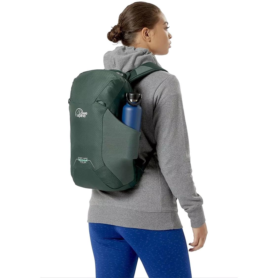 Image of Lowe Alpine Escape Tour ND 50+15 Women's Backpack - Black