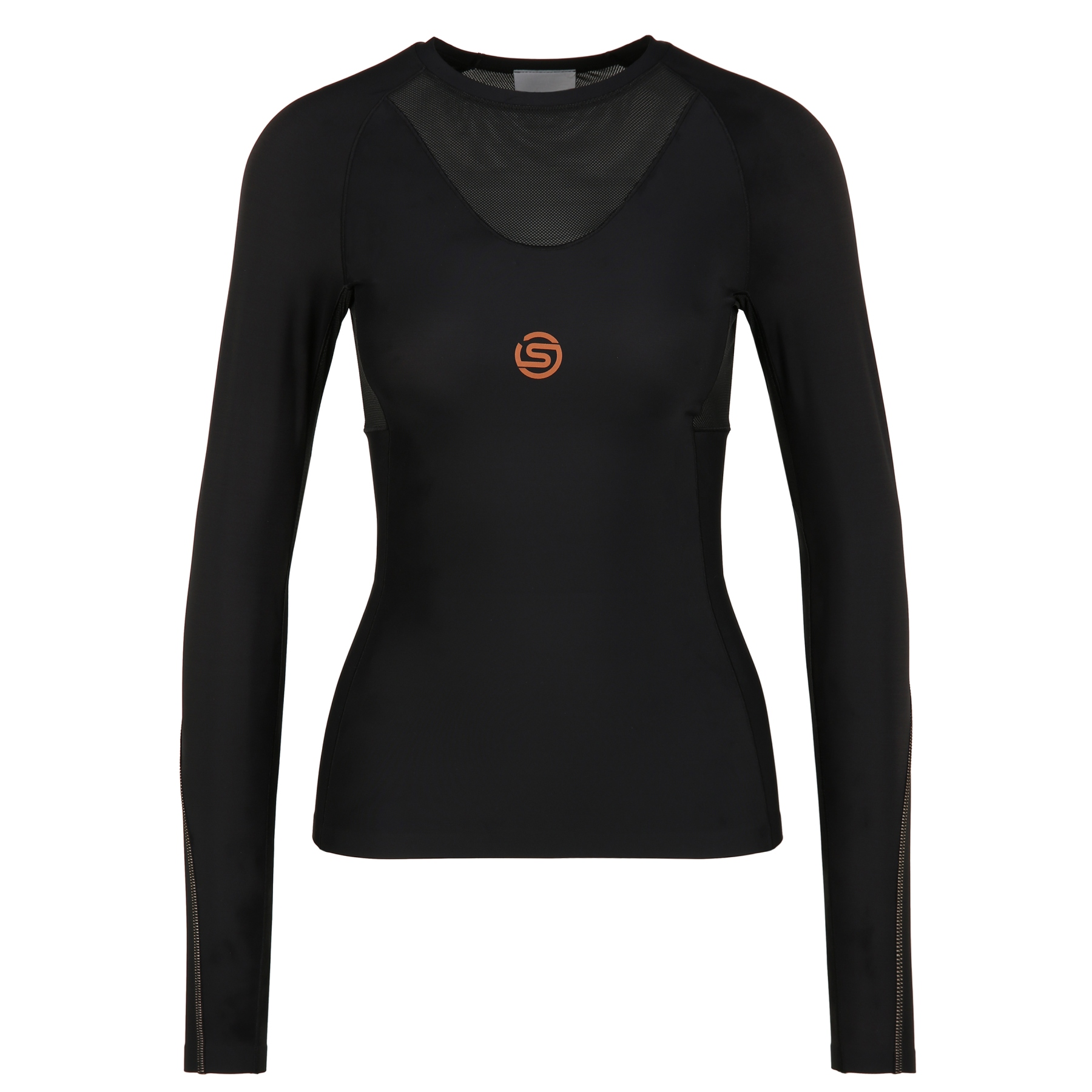 SKINS Compression 5-Series Longsleeve Shirt Women - Black