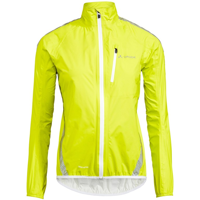 Vaude Women's Luminum Performance Jacket - bright green