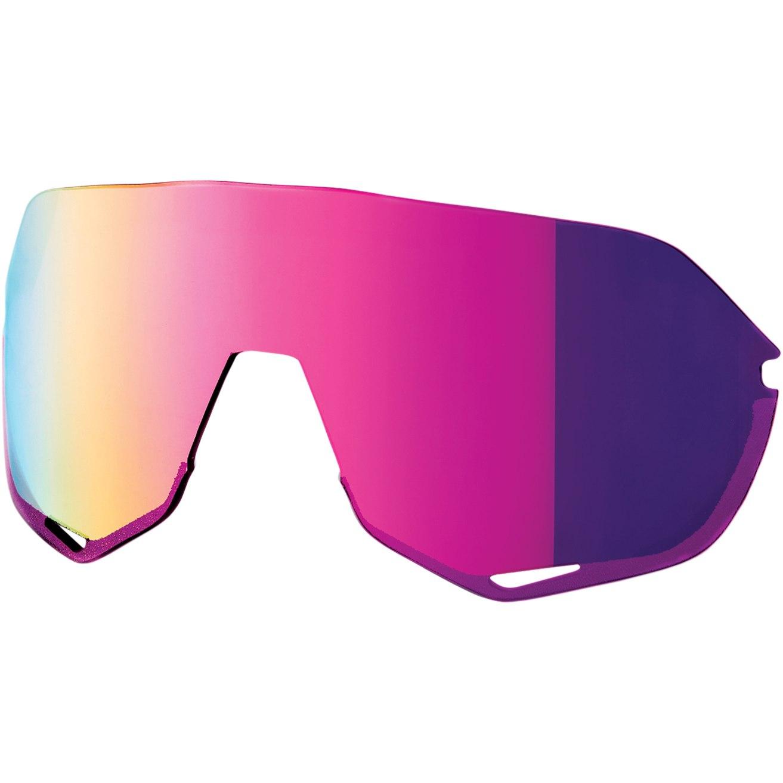 100% S2 Mirror Lente de repuesto - Purple Multilayer