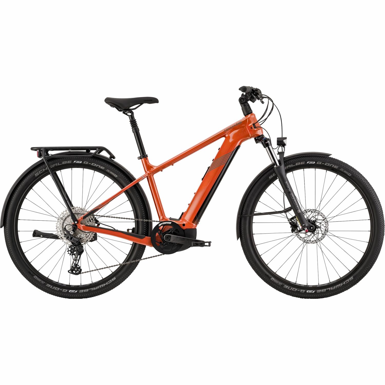 Cannondale TESORO NEO X 2 - Trekking E-Bike - 2021 - Saber