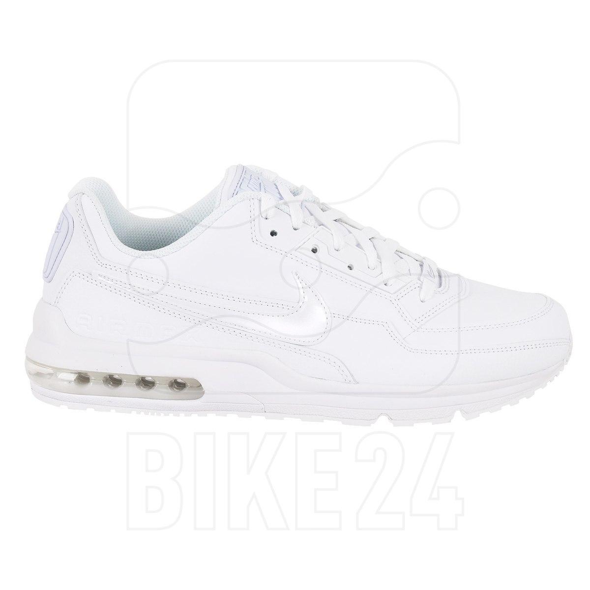 Nike Air Max LTD 3 Herren Laufschuh - white/white-white 687977-111