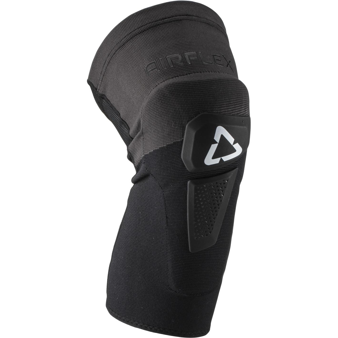 Leatt Knee Guard AirFlex Hybrid Knieprotektor - black