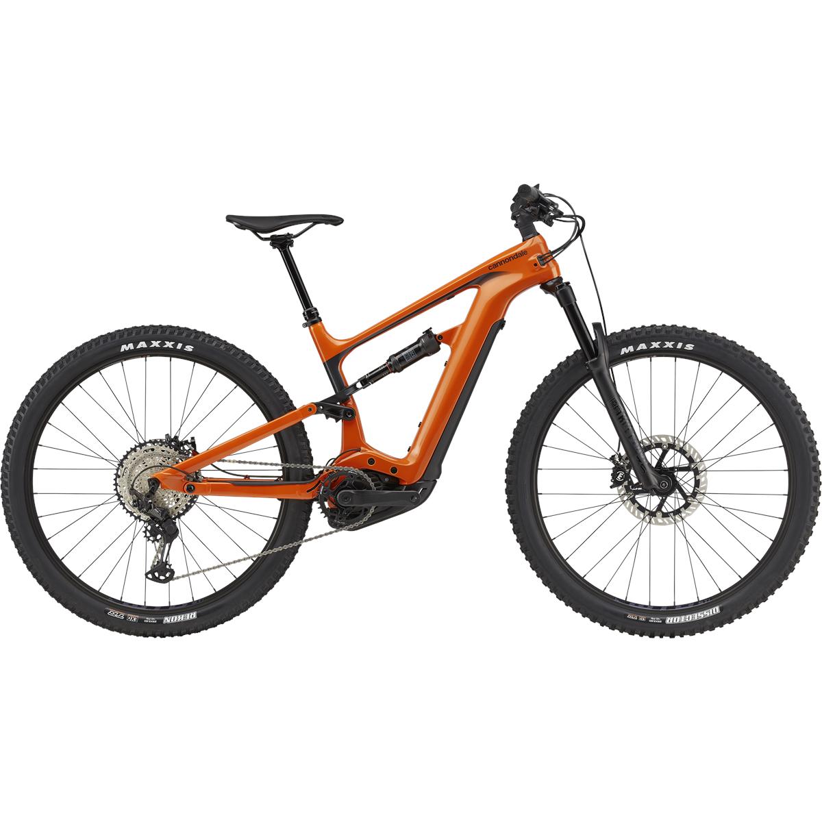 """Cannondale HABIT NEO 2 - 29"""" Carbon MTB E-Bike - 2021 - Saber"""