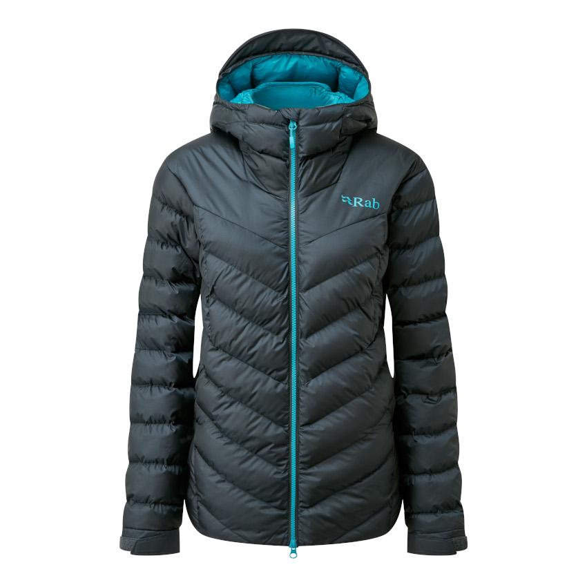 Produktbild von Rab Women's Nebula Jacket Pro Damen-Winterjacke - beluga