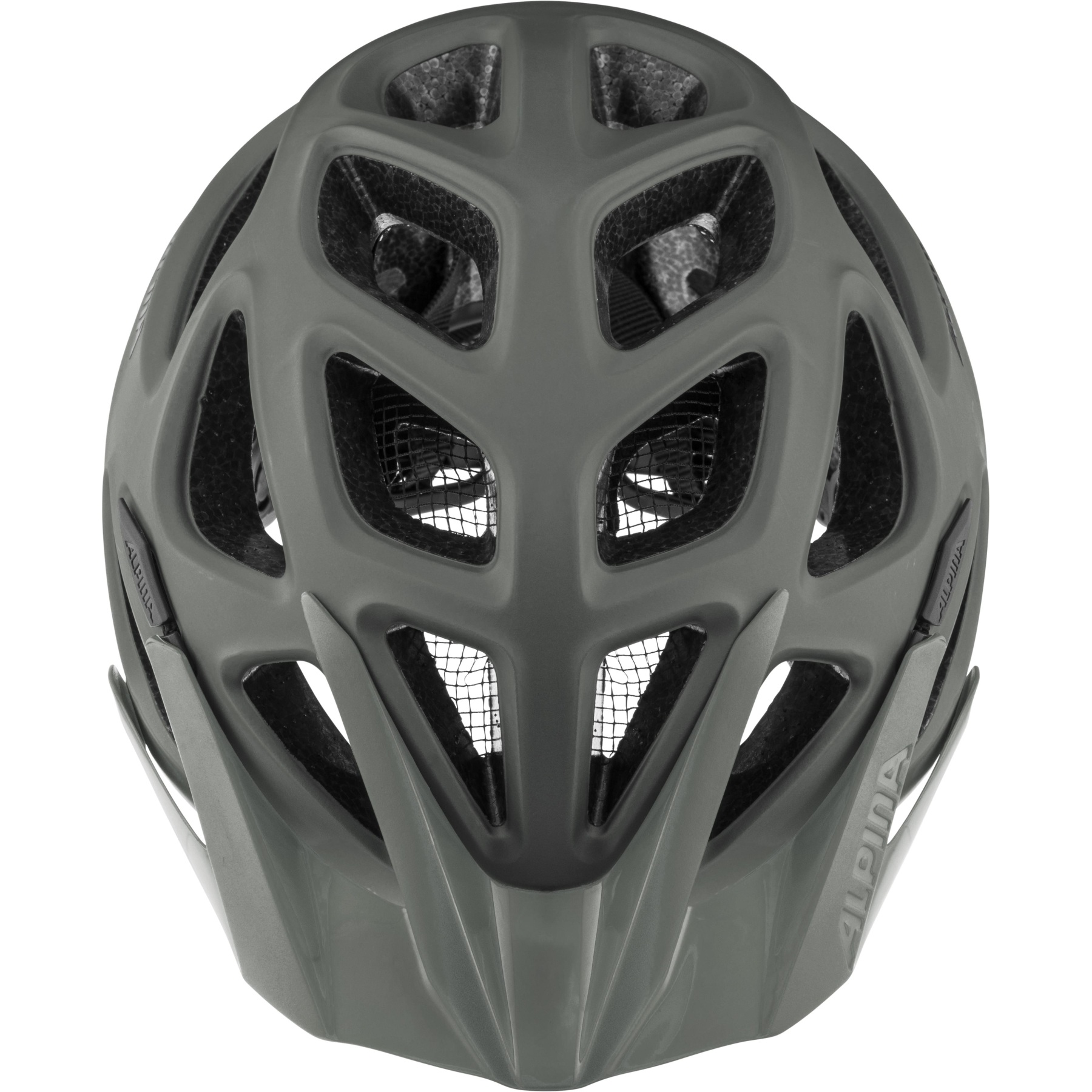 Image of Alpina Mythos 3.0 L.E. Helmet - coffee-grey matt