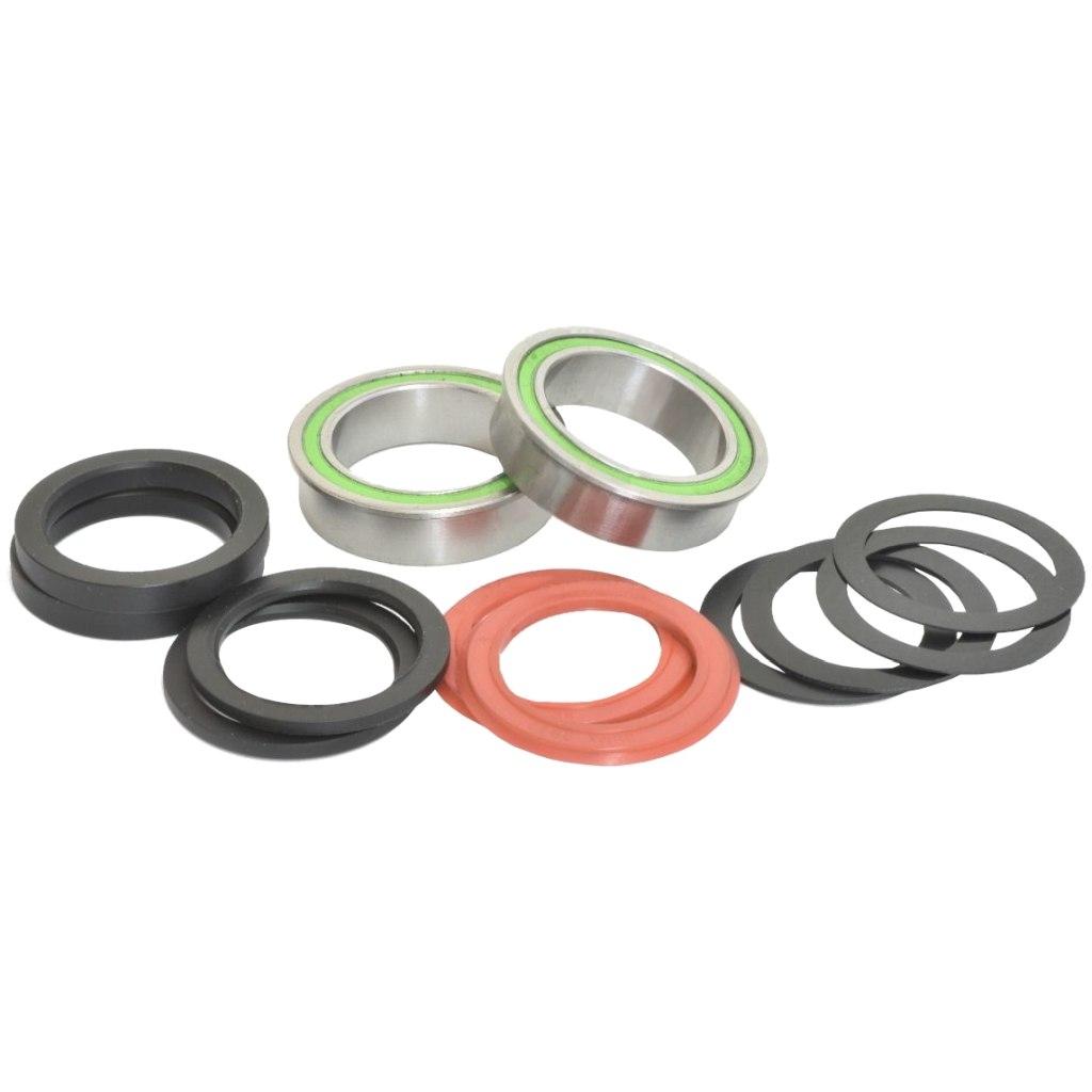 Wheels Manufacturing BB86/92 ABEC 3 Innenlager für SRAM DUB 29mm Kurbeln - PF41-86.5-132-DUB