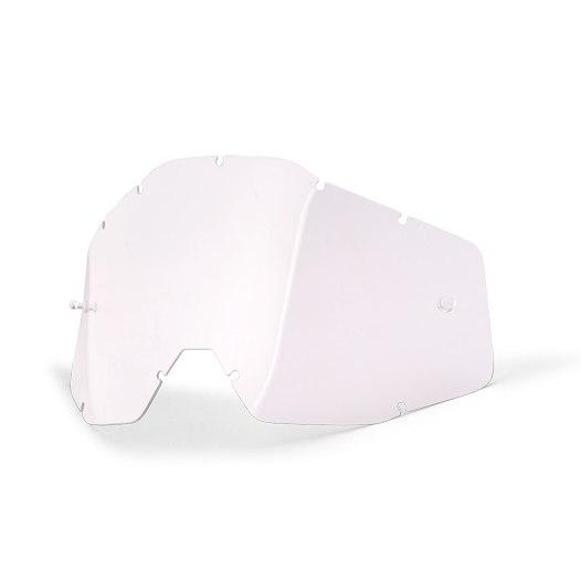 100% Anti Fog Lens - Clear