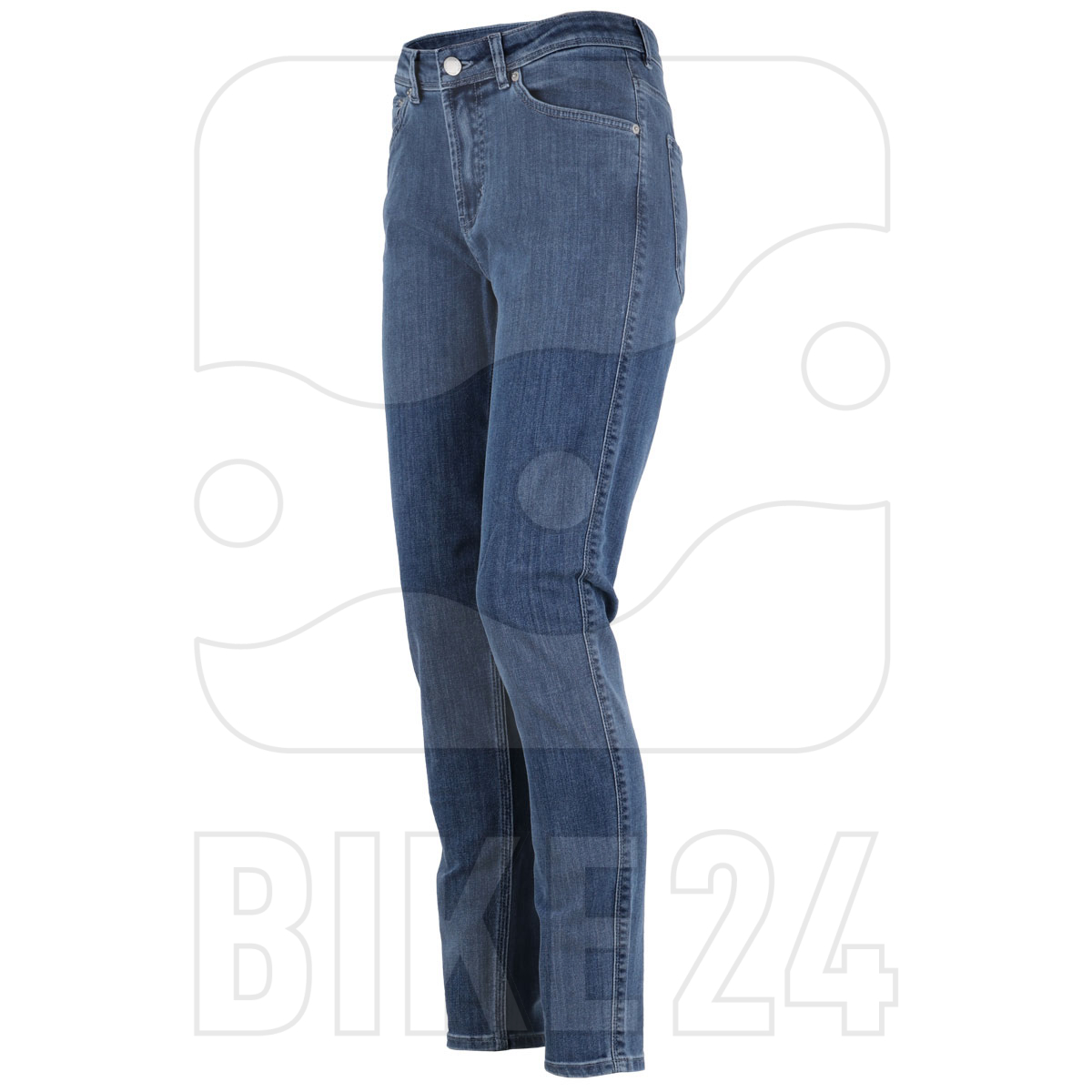 DUER Performance Denim Women Jeans Pants Skinny - L31 - Indigo 25