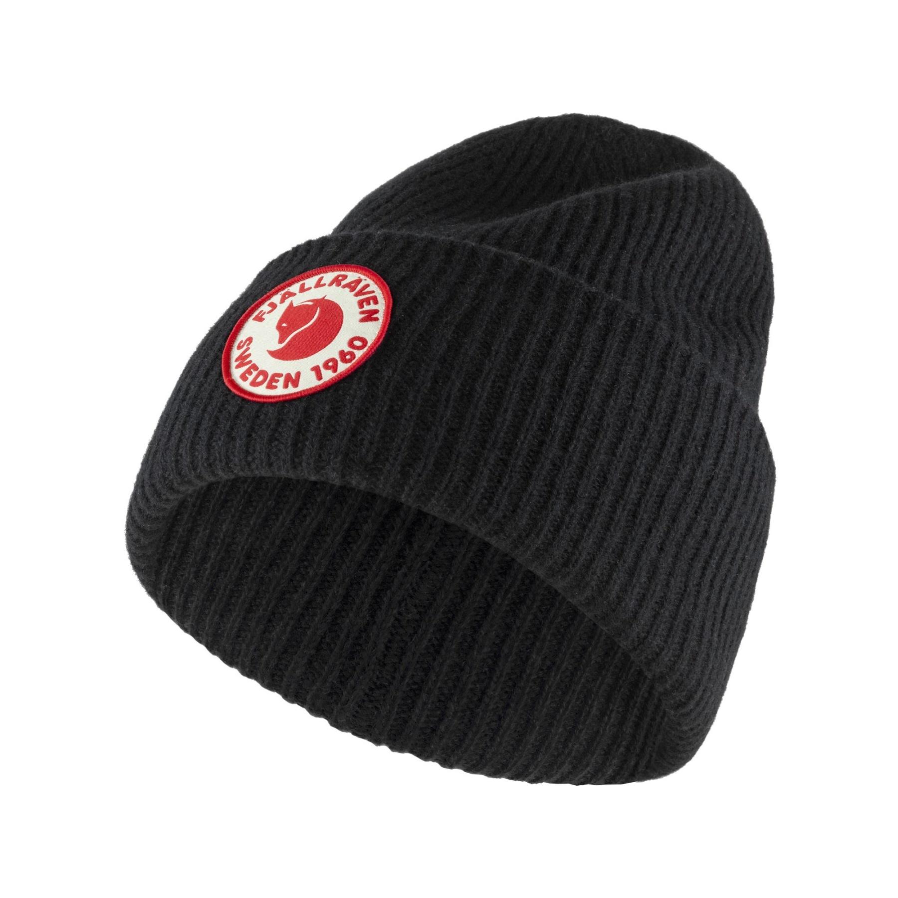 Picture of Fjällräven 1960 Logo Hat - black
