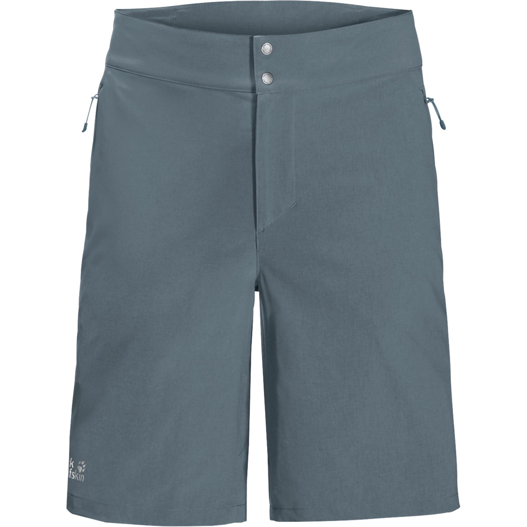 Jack Wolfskin Gradient Shorts - storm grey