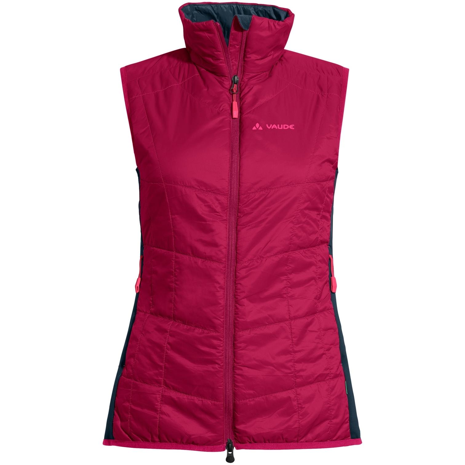 Vaude Women's Sesvenna Vest III - crimson red