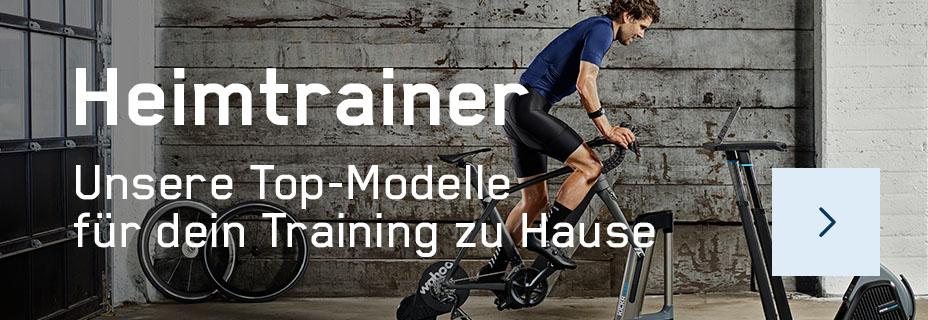 Alles für das Fahrradtraining zuhause – Heimtrainer, Smarte Elektronik und Zubehör