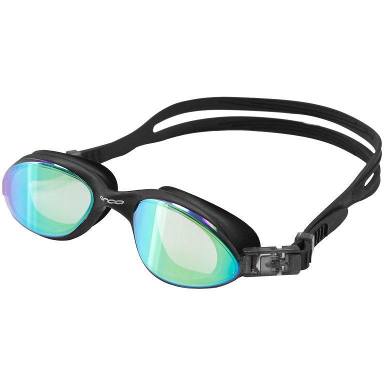 Orca Killa 180° Goggle - black/mirror