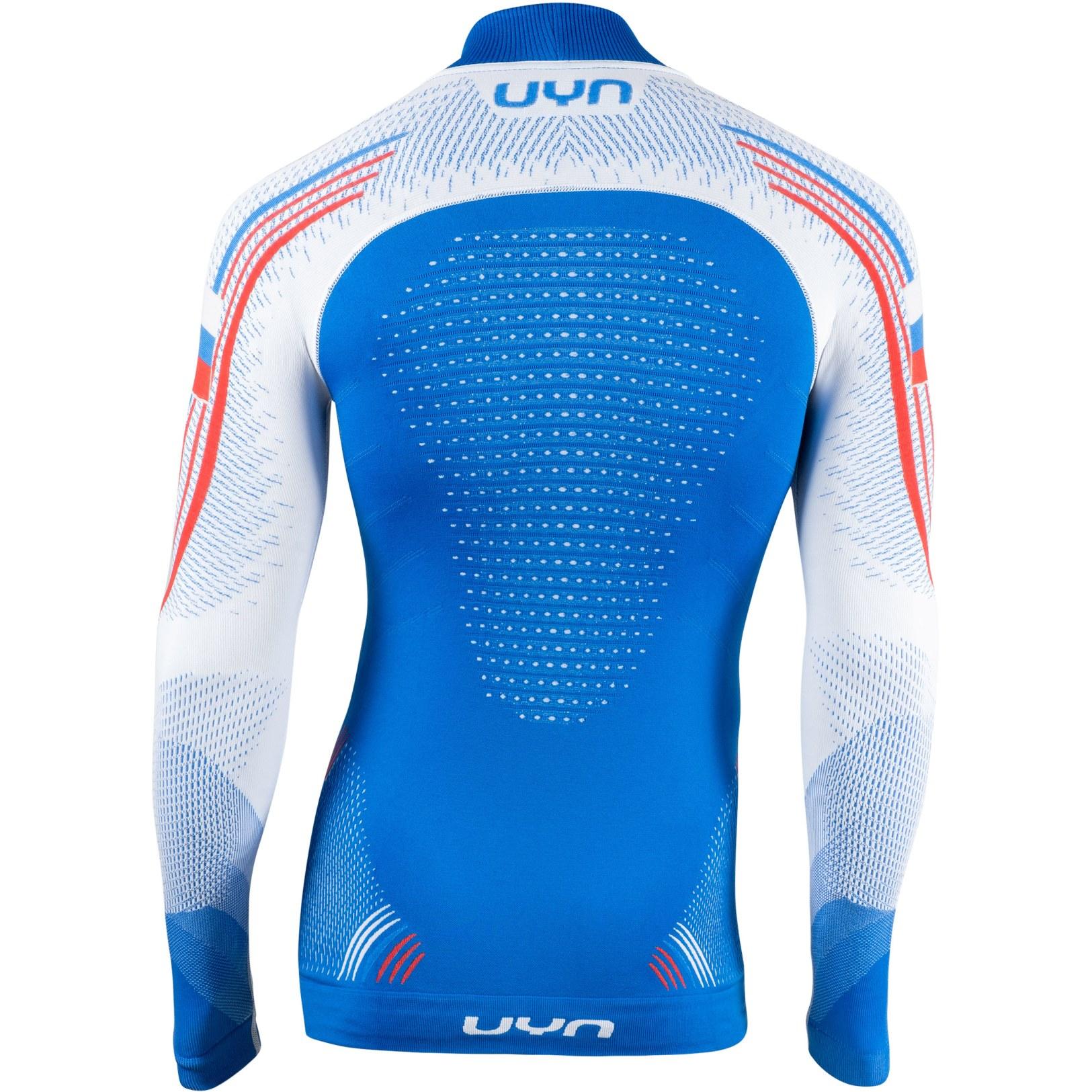 Bild von UYN Natyon 2.0 Underwear Rollkragenshirt - Russia