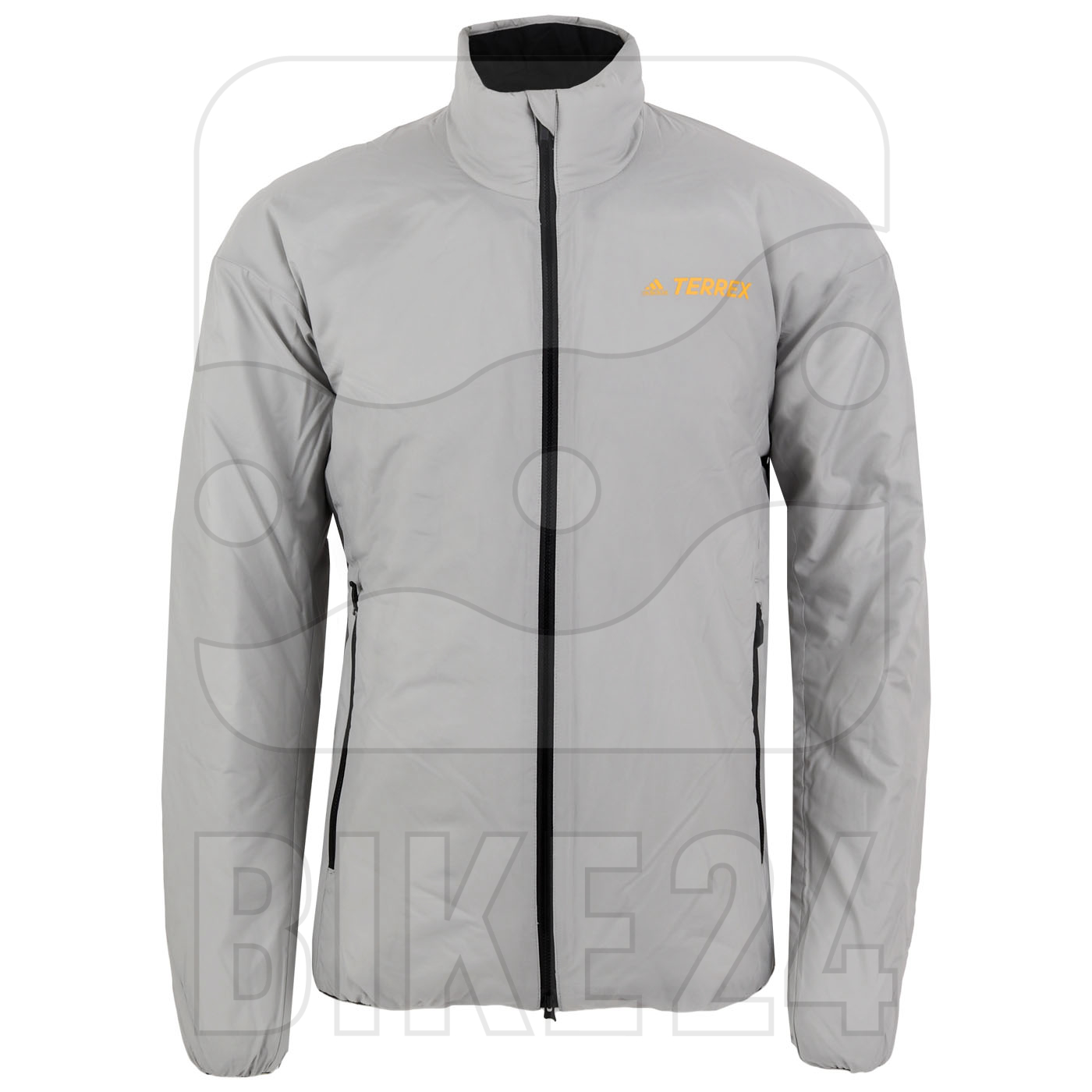 adidas Men's TERREX Insulation Jacket - metal grey GD1145