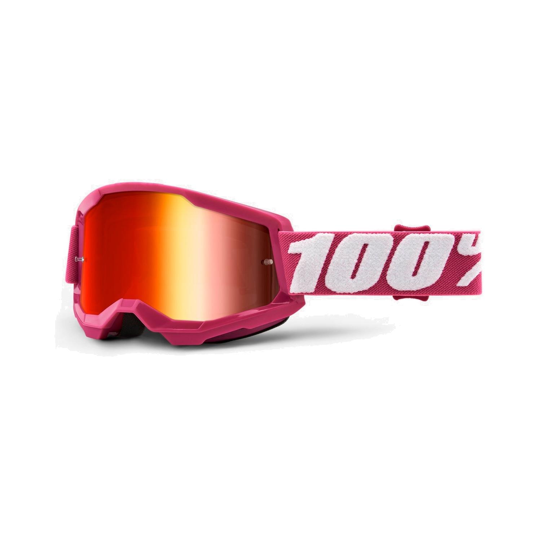 100% Strata 2 Goggle Mirror Lens Gafas - Fletcher