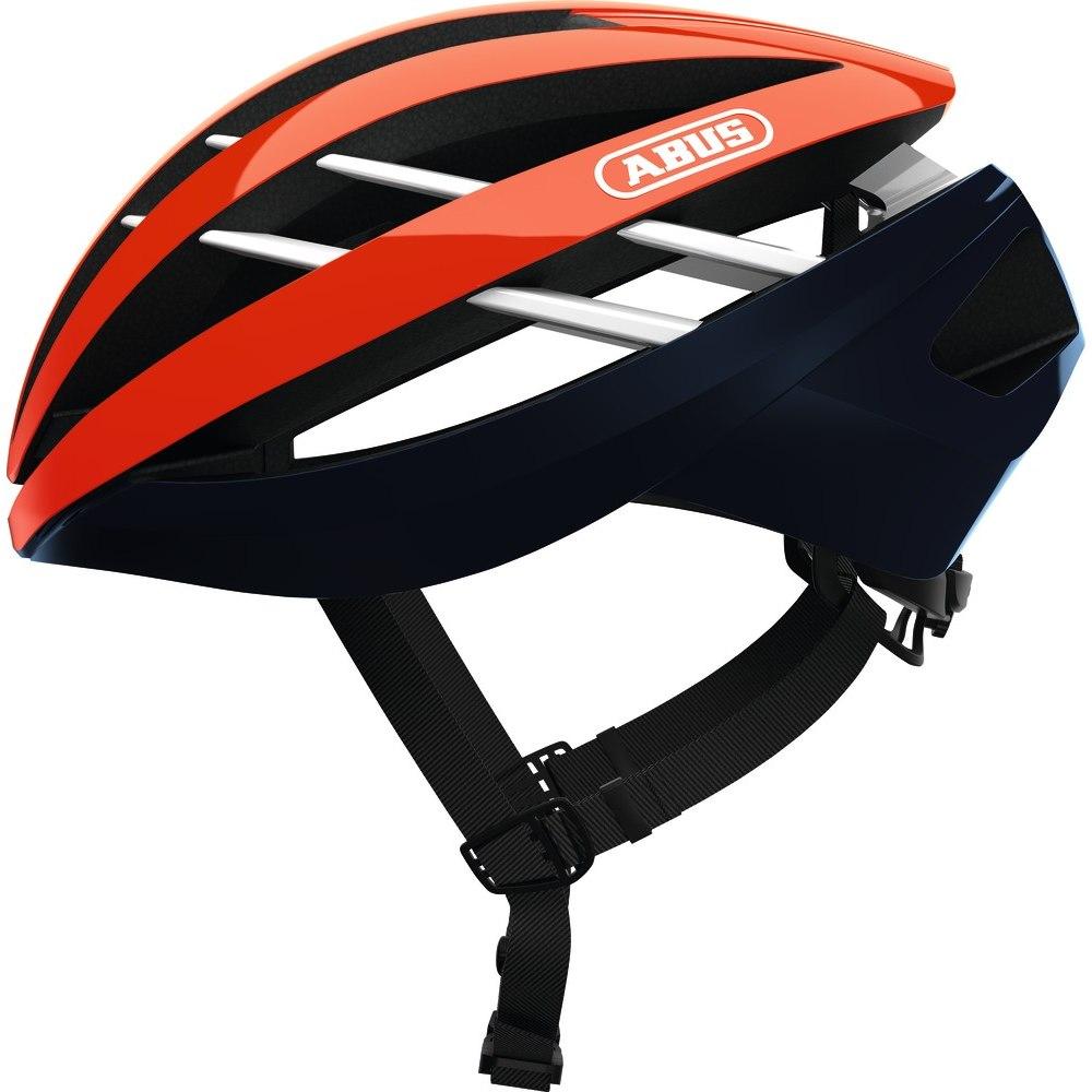 ABUS Aventor Helmet - shrimp orange