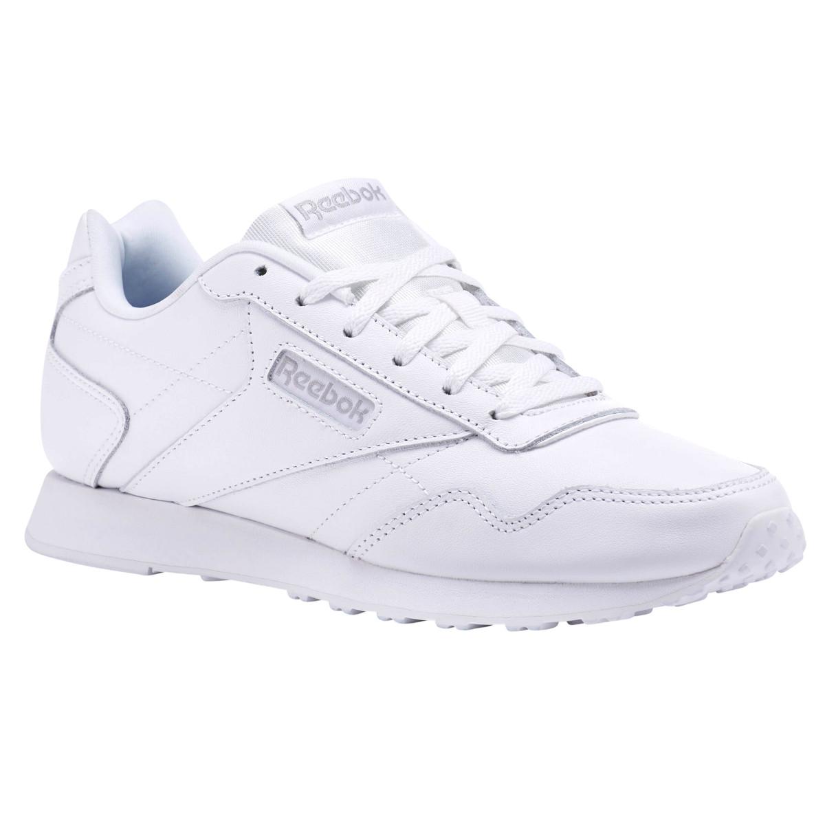 Reebok Women Royal Glide LX Sneaker - white/steel CN2142