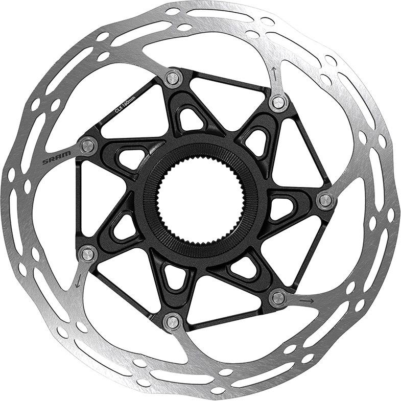 Produktbild von SRAM Centerline X Rounded Edges Bremsscheibe - Center Lock