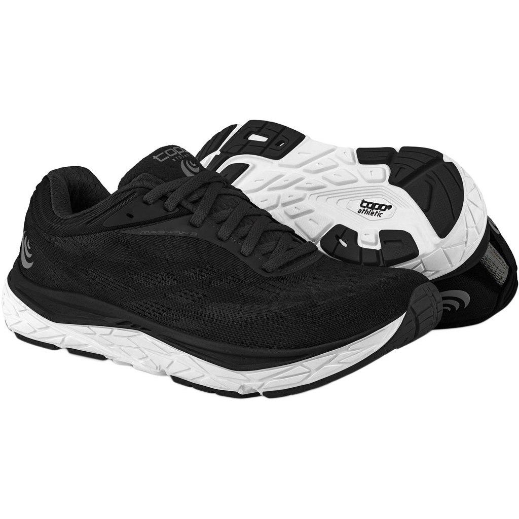 Bild von Topo Athletic Magnifly 3 Laufschuhe - schwarz/schwarz