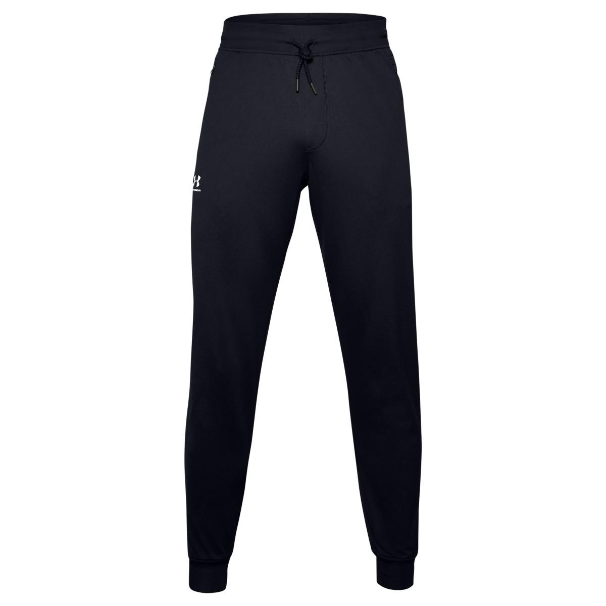 Foto de Under Armour UA Sportstyle Pantalones Deportivos Para Hombres - Black/White