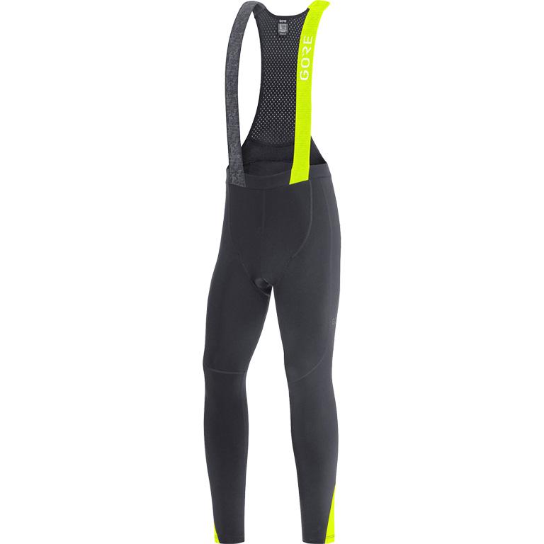 Foto de GORE Wear C5 Thermo Culotte+ con tirantes 100643 - black/neon yellow 9908
