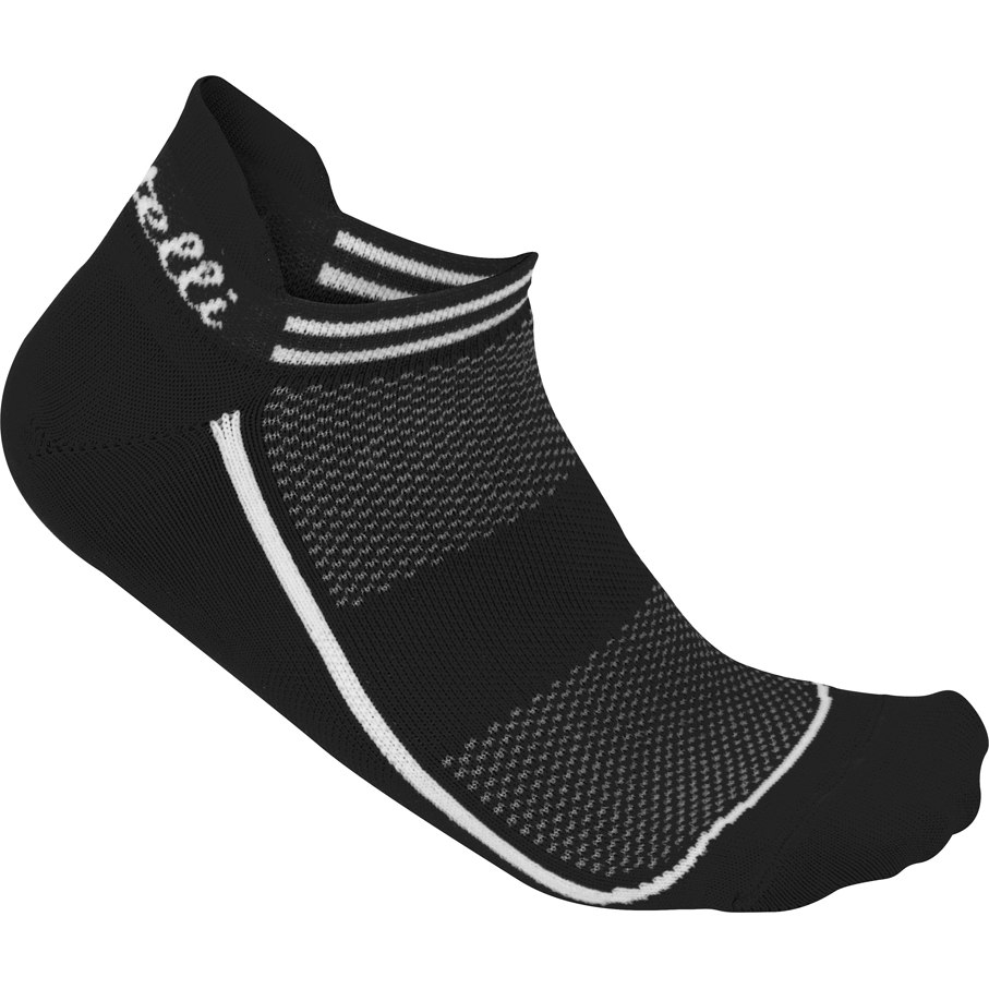 Castelli Invisible Sock 16062 Women's - black 010
