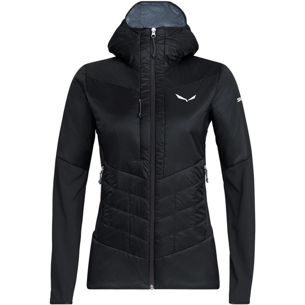 Produktbild von Salewa Ortles Hybrid TW CLT Jacke Damen - black out 0911