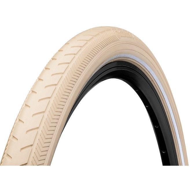 Continental Ride Classic Wire Bead Tire - 28x1.6 Inches - creme