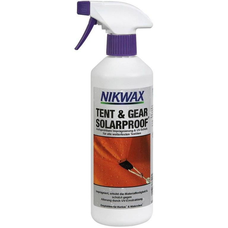 Picture of Nikwax Tent & Gear SolarProof Spray-On Waterproofing 500ml