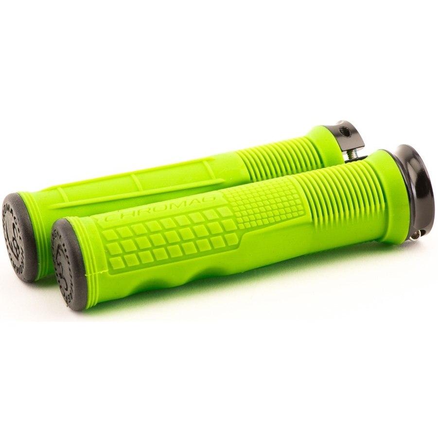 CHROMAG Format Grip Handlebar Grips - green