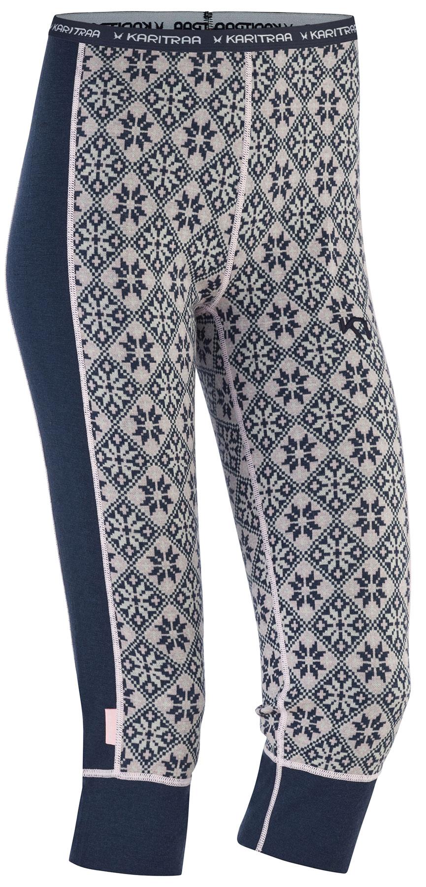 Image of Kari Traa Rose Capri Women's Underpants - marin