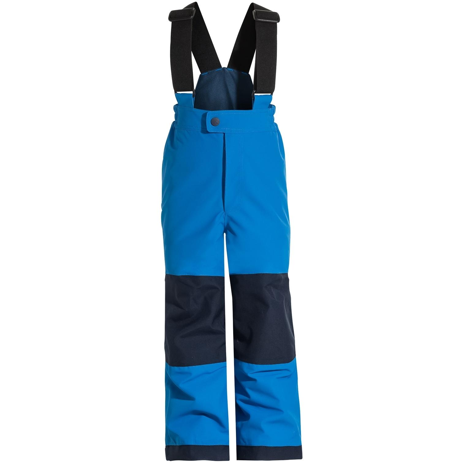 Vaude Kids Snow Cup Pants III - radiate blue