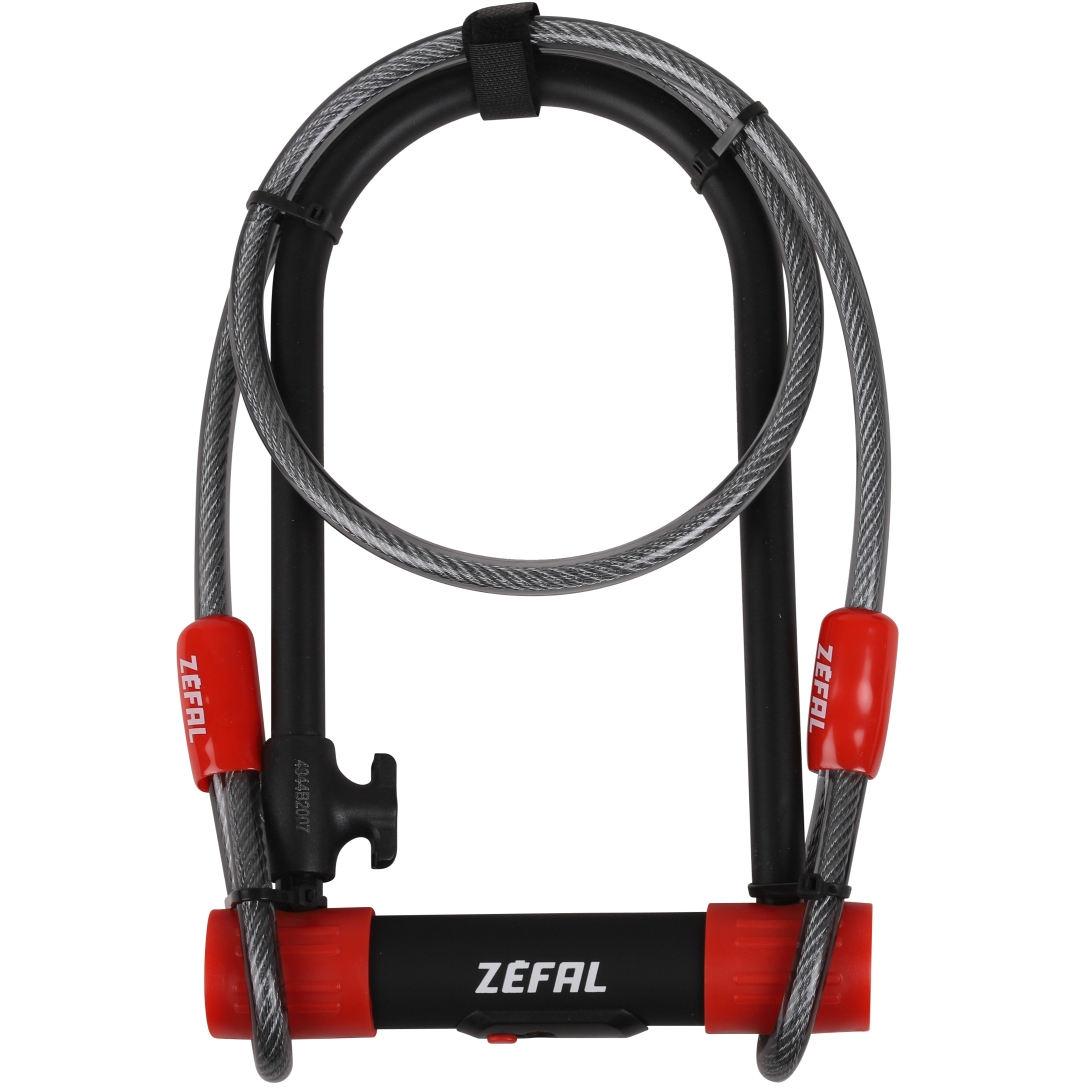 Zéfal K-Traz U13 Bügelschloss + Kabel