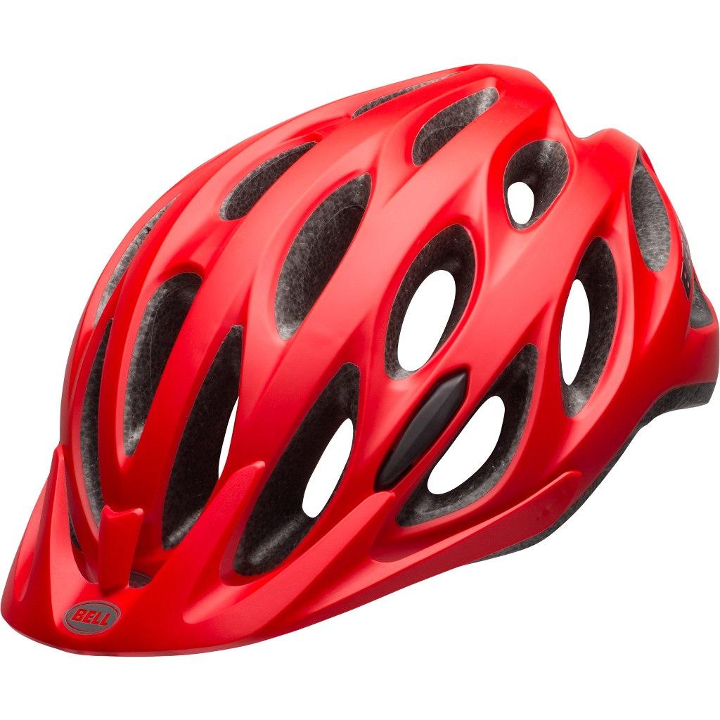 Bell Tracker Helmet UA (54-61 cm) - matte machine red
