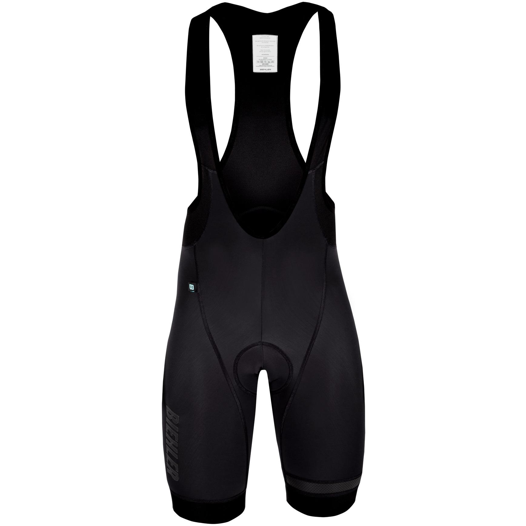 Biehler Neo Classic Signature³ Bib Shorts - black
