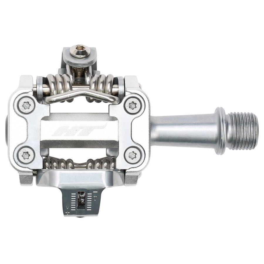 Produktbild von HT M1 XC Klickpedal Aluminium - silber