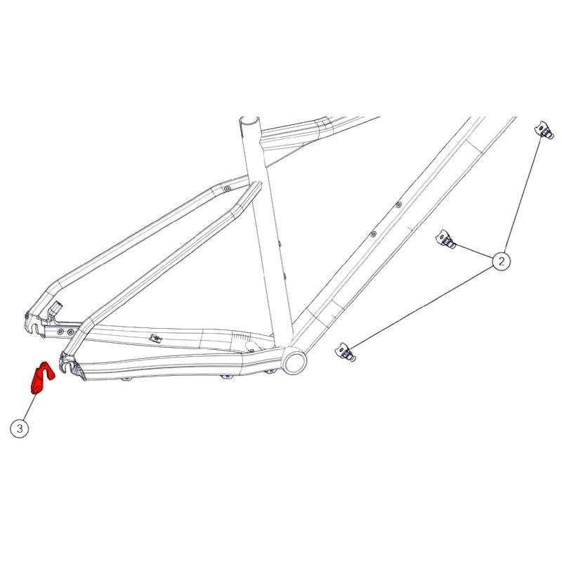 BMC Derailleur Hanger #55 - 301089