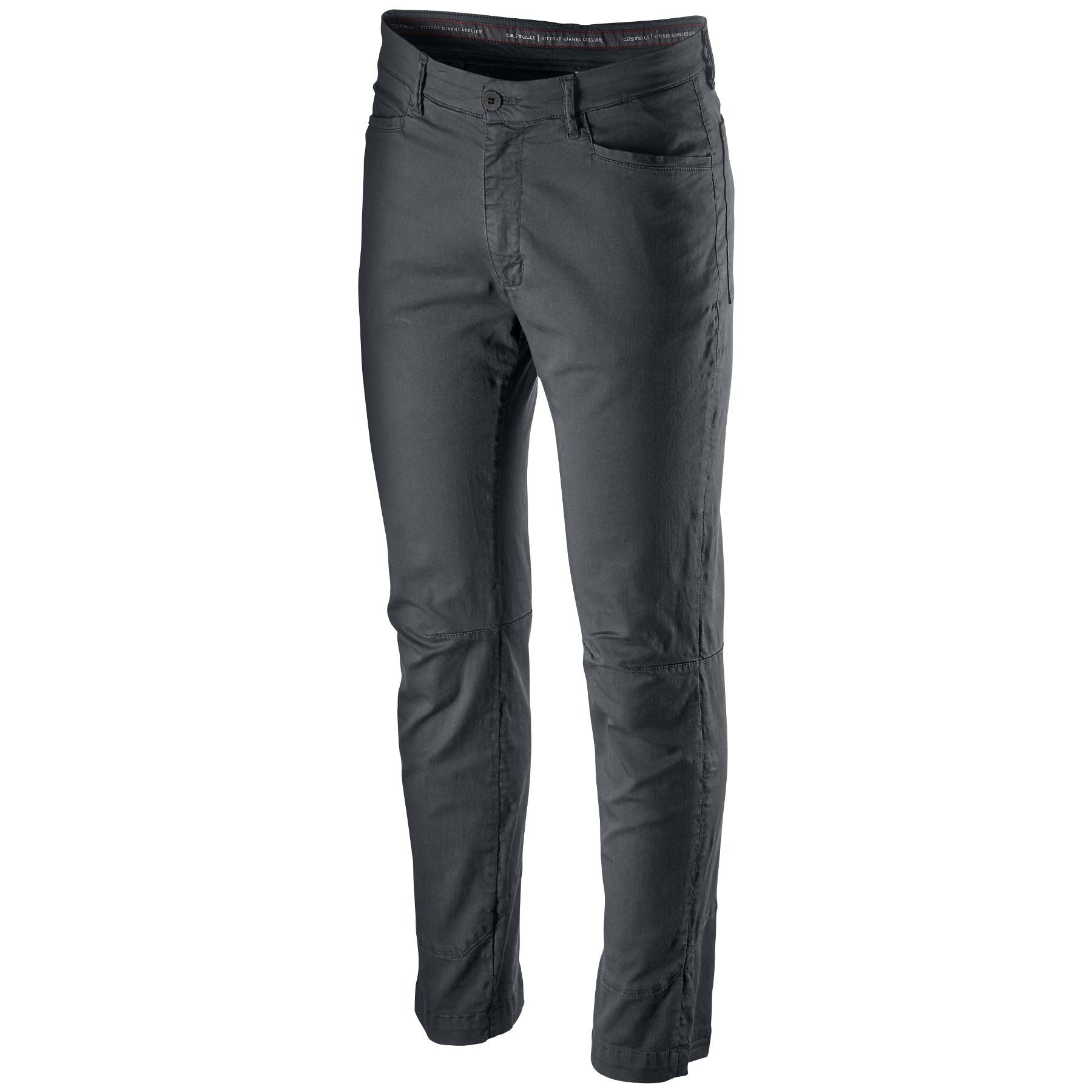 Castelli VG 5 Pocket Pant - tempest grey 098