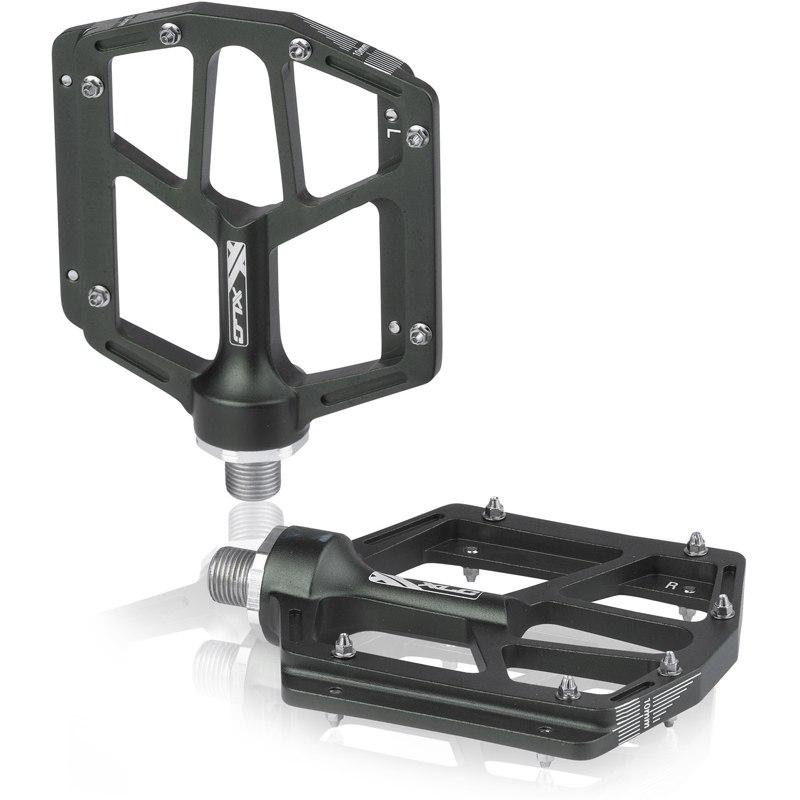 XLC PD-M14 Colour Edition Platform Pedal - black