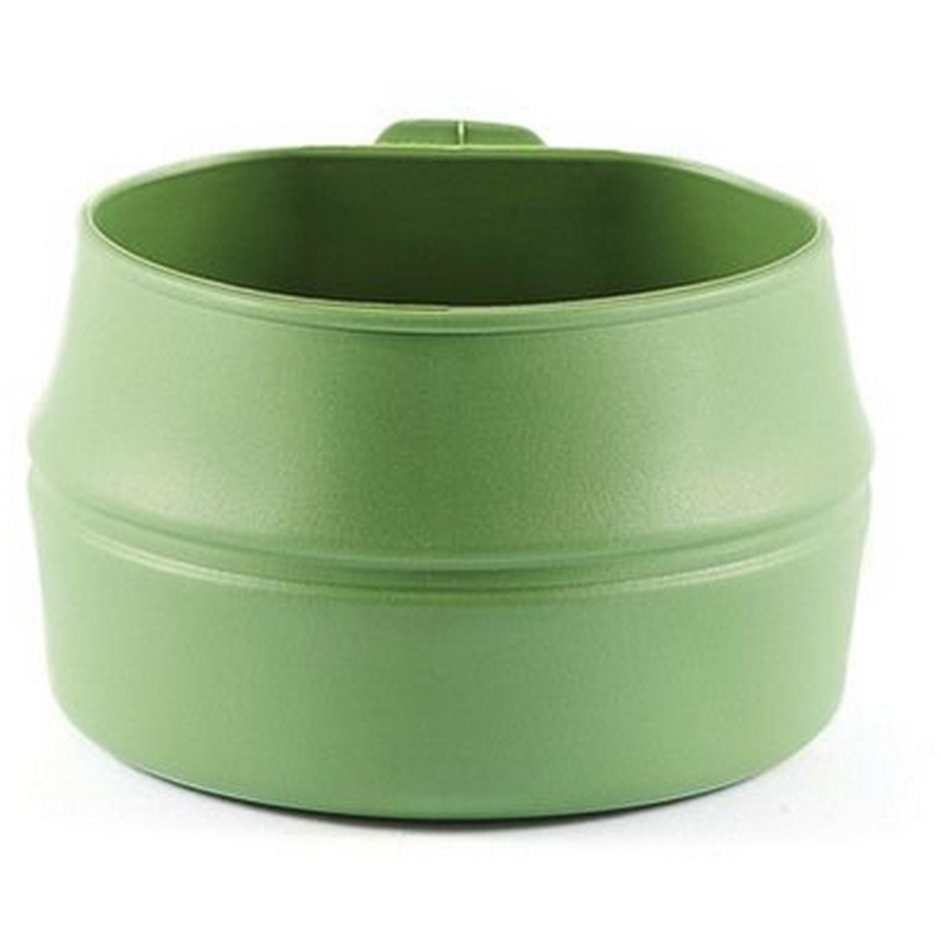 Produktbild von Wildo Fold-A-Cup Green Falttasse - Sugarcane