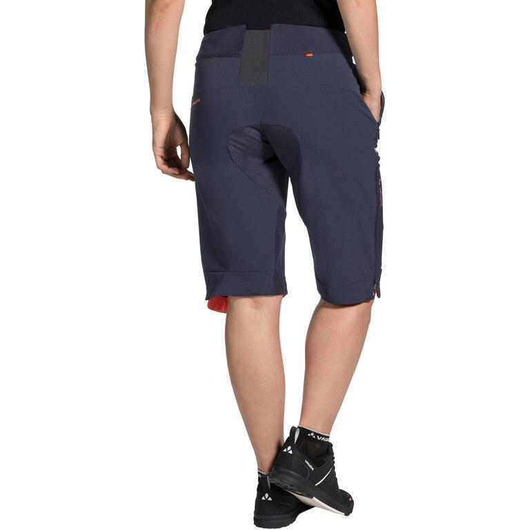 Bild von Vaude Women's eMoab Shorts Damenhose - eclipse